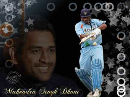 Mahender Singh Dhoni Wallpapers