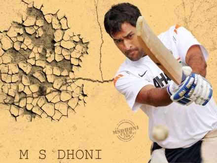 Mahender Singh Dhoni Wallpapers